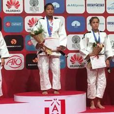 India judokas win three medals on Day 1 of Asian Cadet Judo Championships