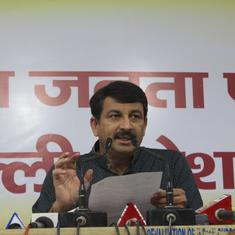 Supreme Court criticises BJP leader Manoj Tiwari for violating its order on Delhi sealing drive