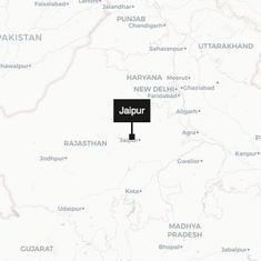 Rajasthan: Man allegedly rapes three-year-old girl in Jaipur