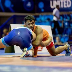 Wrestling: Deepak Punia wins silver at Junior Worlds, India end with seven medals