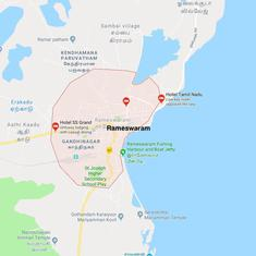 Tamil Nadu: More than 5,000 rounds of bullets, explosives and detonators unearthed near Rameswaram