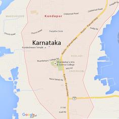 Eight school children killed in road accident in Karnataka
