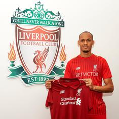 Monaco midfielder Fabinho seals move to Liverpool, will join after World Cup