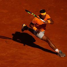 Clay-court form won't have big impact on quest for 11th French Open title, believes Nadal