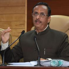 Live telecast began during the time of Mahabharata, claims Uttar Pradesh Deputy CM Dinesh Sharma