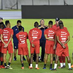 'We were robbed!': Panama World Cup team hotel raided during warm-up match in Olso