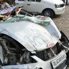 राजस्थान : सड़क दुर्घटनाओं में सात लोगों की मौत, 22 घायल