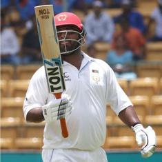 Undone by impatience, Afghanistan batsmen can learn from Hardik Pandya's mature knock