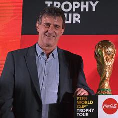 After Diego Maradona, Mario Kempes throws his hat in the ring to be Argentina's next coach
