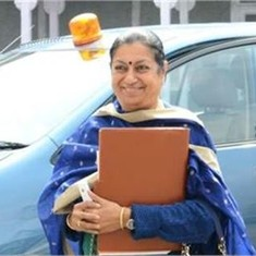 Congress selects land grab case convict Asha Kumari as party in-charge for Punjab