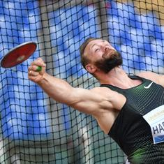 London Olympics Discus champion Robert Harting to retire after European Athletics Championships