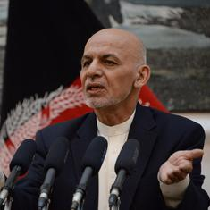 Afghanistan president rejects resignations of top ministers, asks them to work on improving security