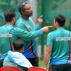 Cricket: Afghanistan coach Phil Simmons to step down after World Cup