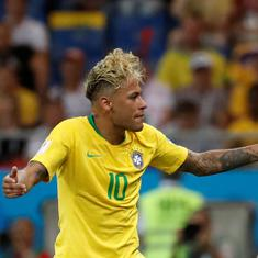 Brazil's defence, Neymar's infuriating antics, Belgium's escape act: Three World Cup talking points