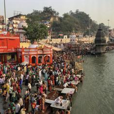 River Ganga clean in only 1 of 41 monitored locations, says Central Pollution Control Board