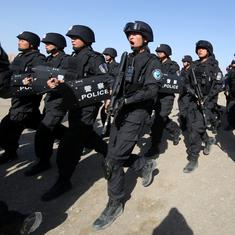 China is holding Uyghur Muslims in 'political indoctrination camps', says UN panel