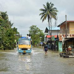 Kerala: Transport services limp back to normalcy after flood water recedes