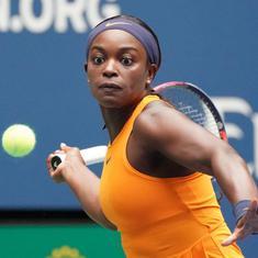 US Open: Former champions Serena Williams, Sloane Stephens reach quarter-finals