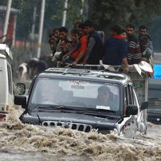 The big news: Officials declare flood in Srinagar and Central Kashmir, and nine other top stories