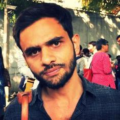 Delhi Police search for men who claim attack on Umar Khalid was meant to be 'Independence Day gift'