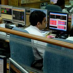 Sensex closes at three-month high, Nifty above 10,800 on global cues, upcoming Karnataka polls