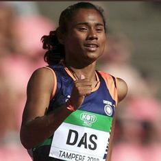 Not worried about Olympics qualification, it will only create tension: Hima Das