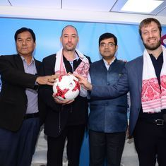 FIFA Inspection Committee gives the thumbs-up to Guwahati