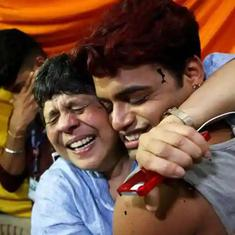 'History owes an apology to LGBT community': India's Supreme Court decriminalises homosexuality
