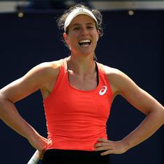 French Open: Johanna Konta playing the best tennis of her career, says Billie Jean King