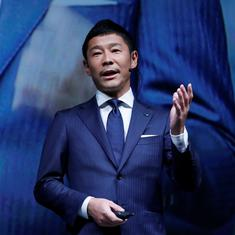 Japanese billionaire Yusaku Maezawa will be SpaceX's first private passenger to the moon
