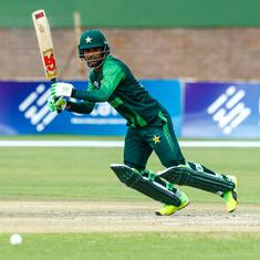 Fakhar Zaman becomes Pakistan's first ODI double centurion as records tumble against Zimbabwe