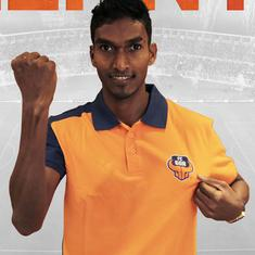 ISL: FC Goa sign midfielder Lenny Rodrigues for upcoming season