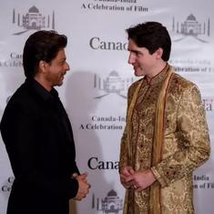 Watch: Justin Trudeau makes a lot of jokes (and we mean a lot) about his India visit