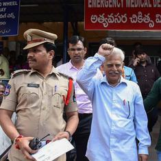 'He is almost on deathbed': Bombay HC issues order to move Varavara Rao to Nanavati Hospital