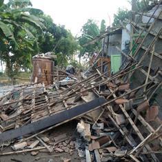 Indonesia: At least 14 dead as 6.4 magnitude earthquake strikes Lombok island