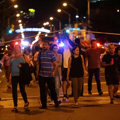 Canada: 14 people shot at outside a restaurant in Toronto, shooter and one woman dead