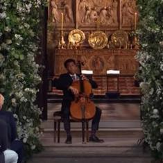 This 19-year-old cellist stole the show at the royal wedding. He is one of six musician siblings