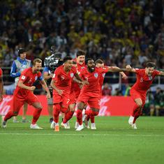 England's penalty curse breaks, unspectacular Sweden march on: Things we learned from World Cup