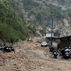 Uttarakhand cloudburst: 14 bodies recovered so far, weather hampers rescue operations