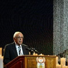 Ahmed Kathrada (1929-2017): Nelson Mandela's prison mate was a quiet man and a towering figure