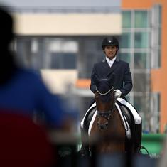 After Asiad success, aim is to win equestrian medal at 2024 Olympics, says Indian Army chief