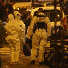 Paris: Man stabs two people to death, injures four before police shoot him dead