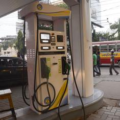 Opposition parties criticise BJP government as fuel prices hit record highs