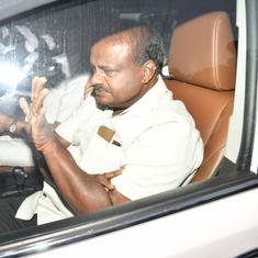 Karnataka CM designate Kumaraswamy says modalities of state Cabinet to be finalised on Tuesday