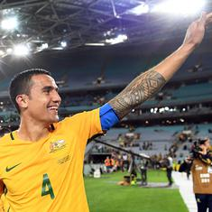 Tim Cahill set to make a five-minute farewell appearance for Australia against Lebanon