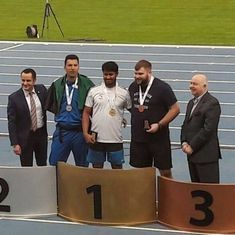India finish with 13 medals at para Athletics meet in Dubai