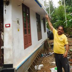 Kerala floods: As the waters recede in Chalakudy, tales of sorrow – and selflessness