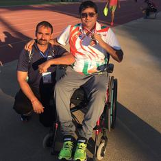 Mistaken identity: Paralympian Amit Kumar Saroha and the case of a newspaper's goof-up