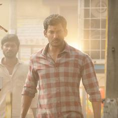 'Sandakozhi 2' trailer: Vishal is back in fiery form
