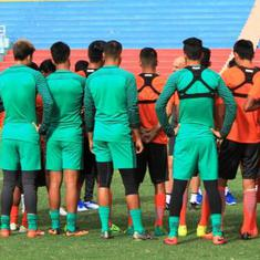 Indian men's football team receives clearance to participate in Asian Games, women still in the dark